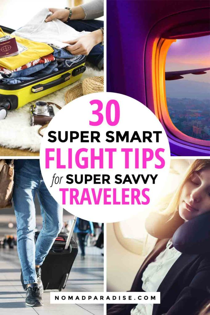 Flight Tips and Travel Hacks for Savvy Travelers