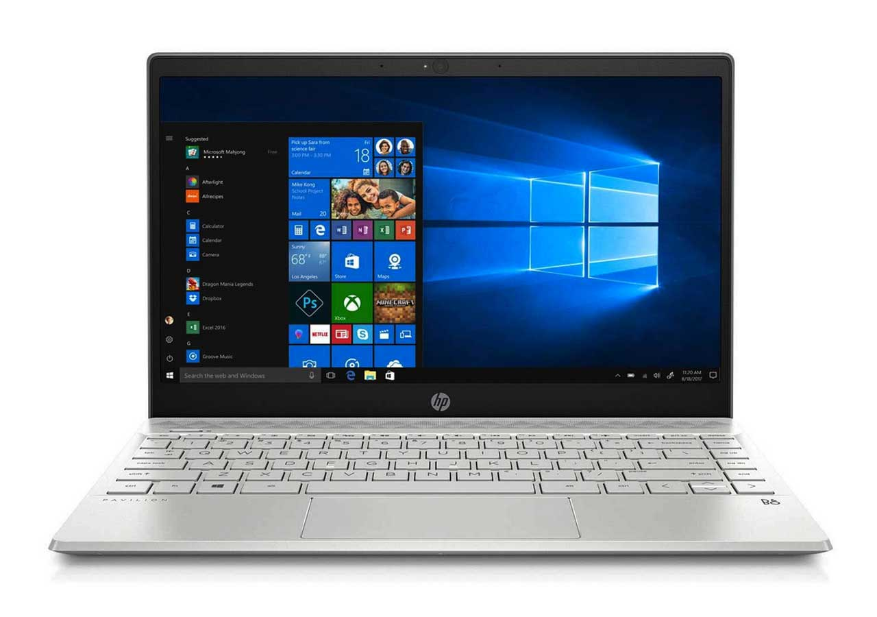 hp pavilion 2019 best ultraportable laptop for travel