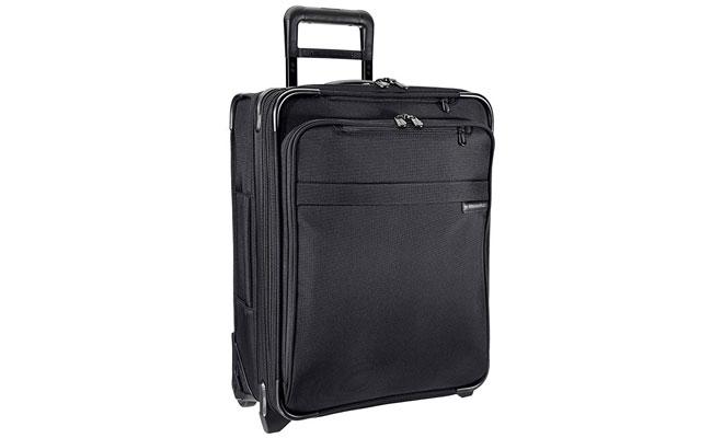 Briggs & Riley Baseline Upright Luggage (Wide International