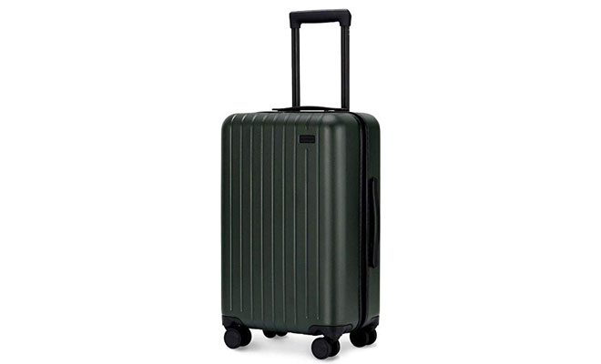 GoPenguin Luggage, Carry On Luggage with Spinner Wheels,