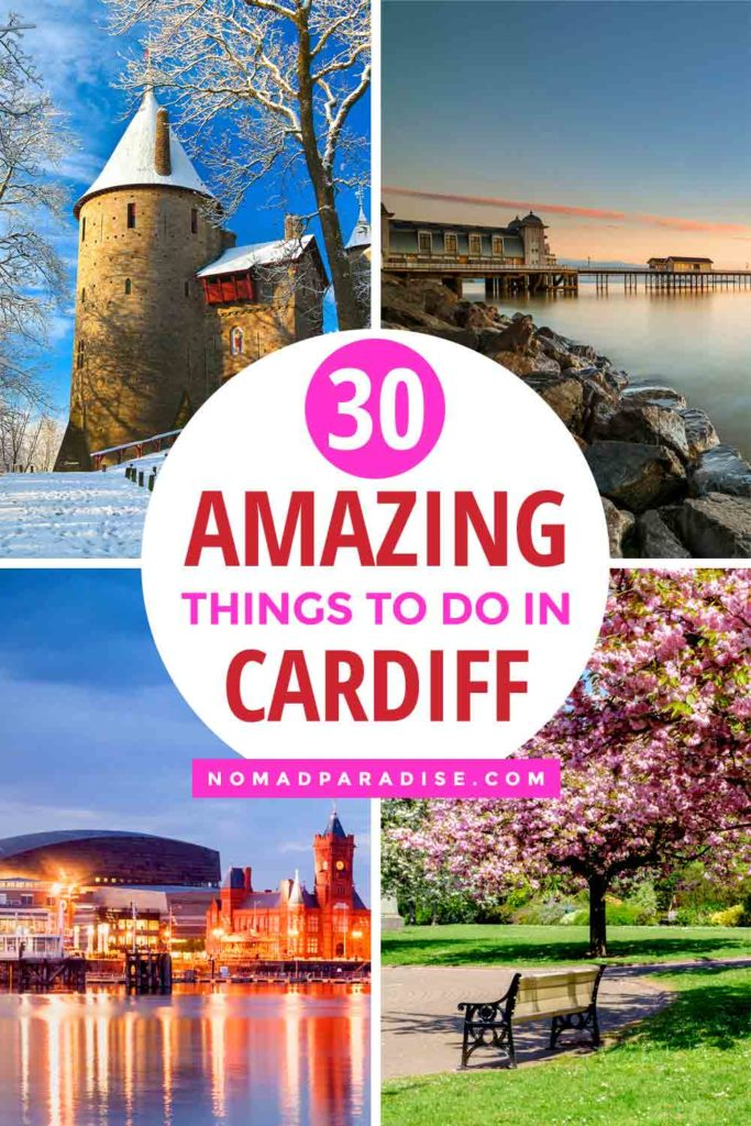 30 Amazing Things to Do in Cardiff