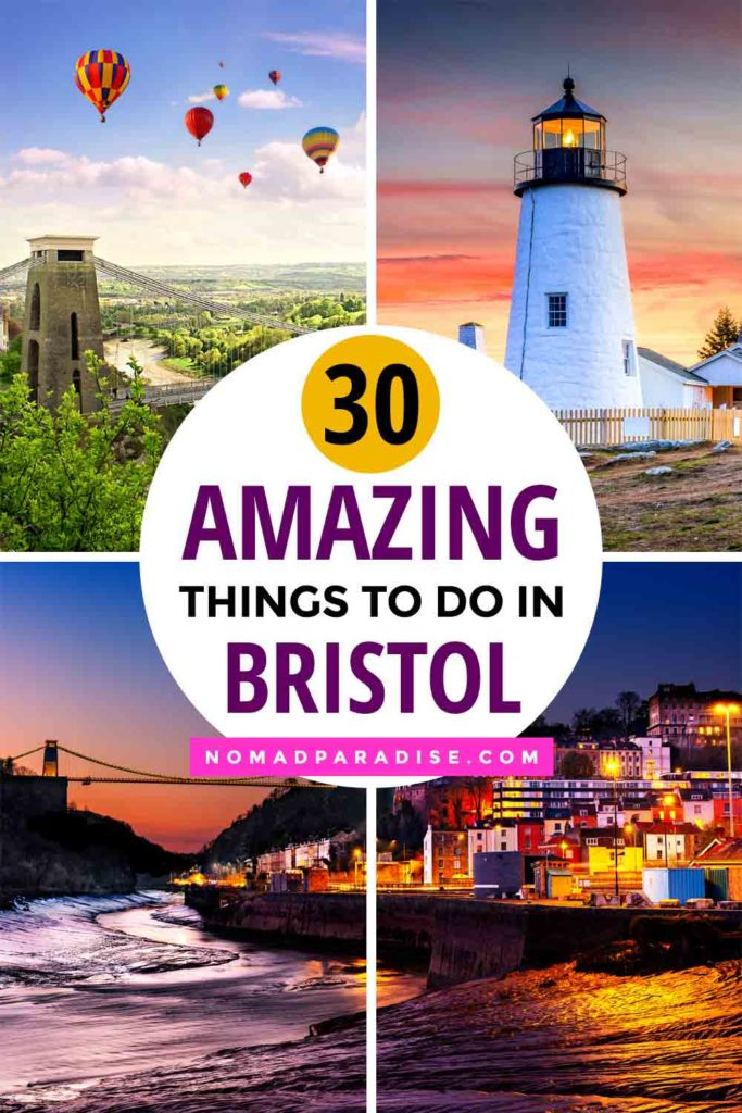 30 Amazing Things to Do in Bristol
