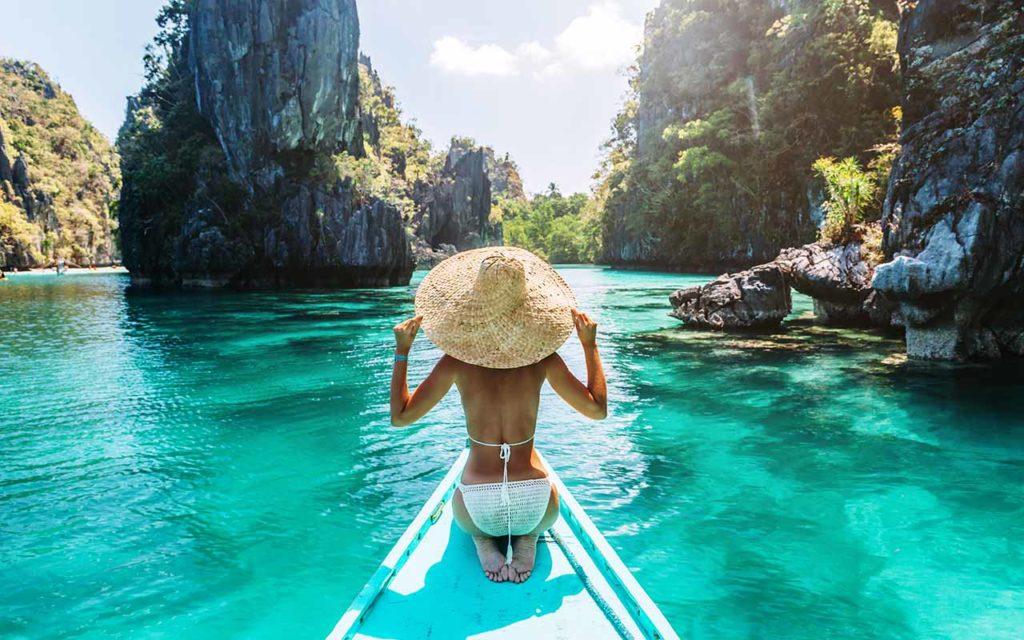 solo female travel asia