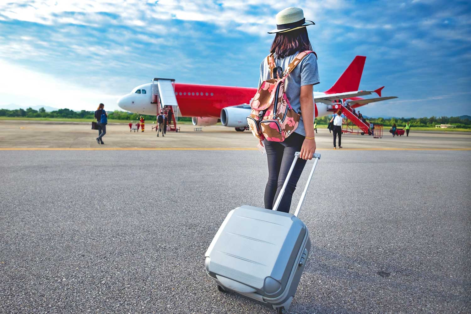 carry on essentials for comfortable flying