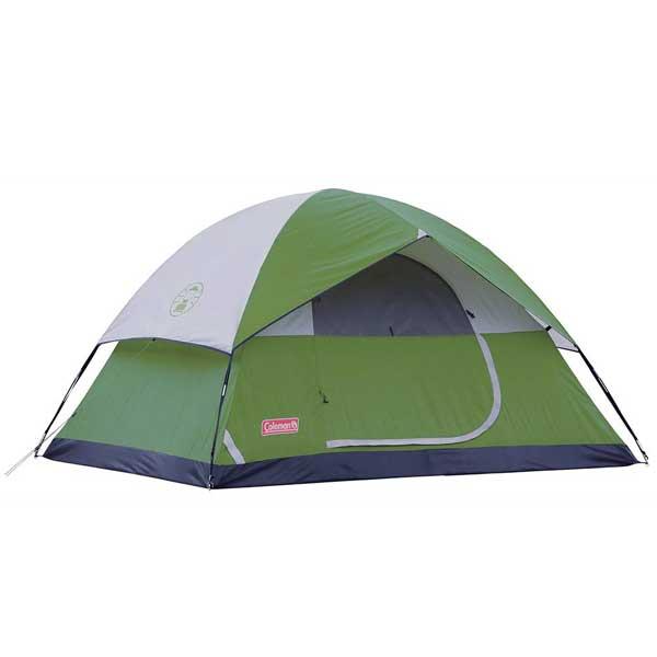 Coleman Sundome 2 Person Tent Green