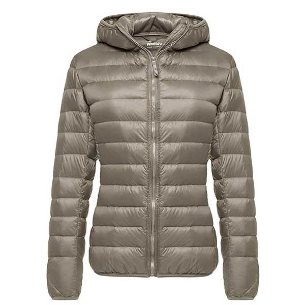 Wantdo Womens Packable Outwear