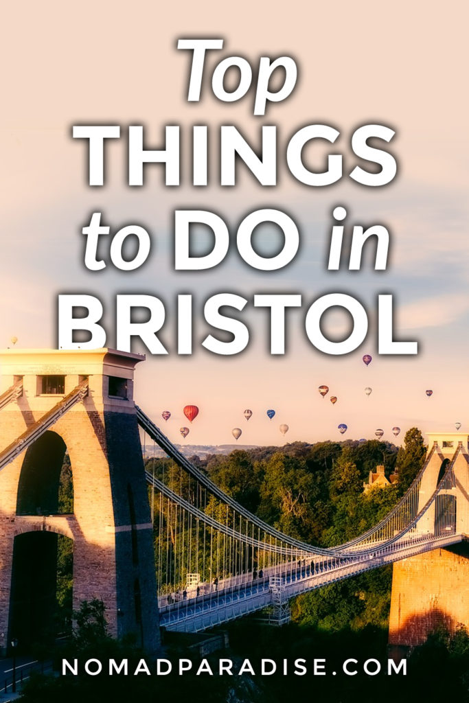 Top Things to do in Bristol