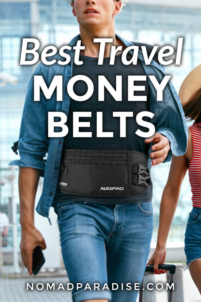 best travel money belt