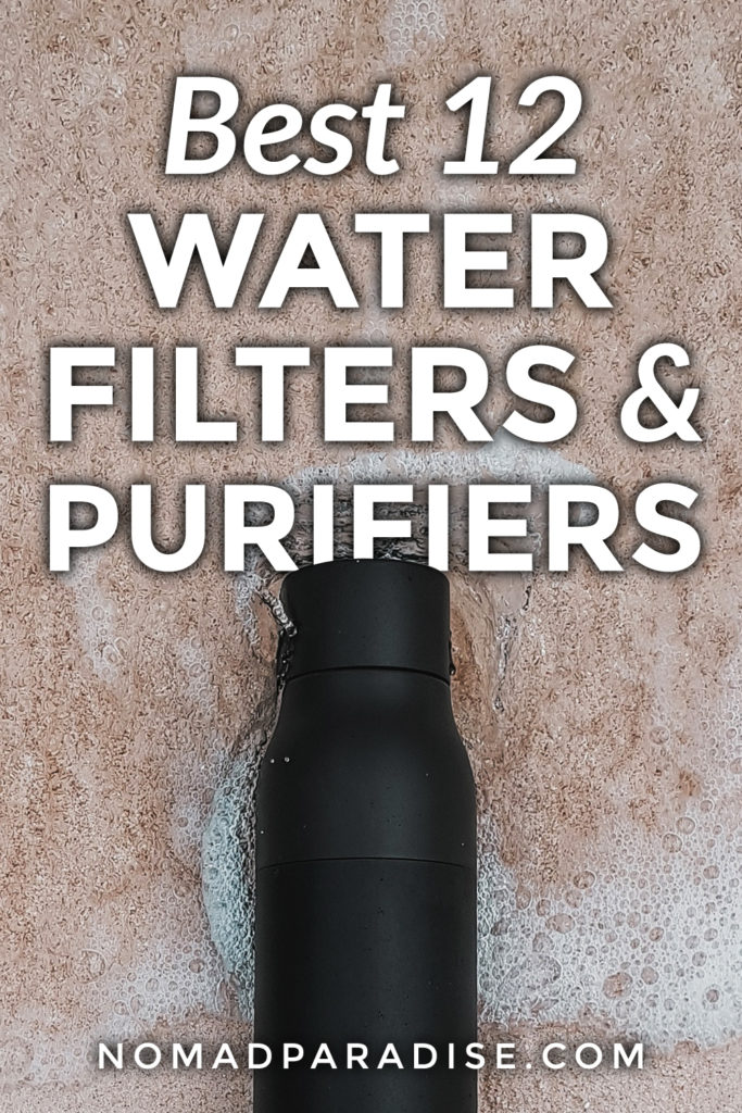 best 12 water filters and purifiers