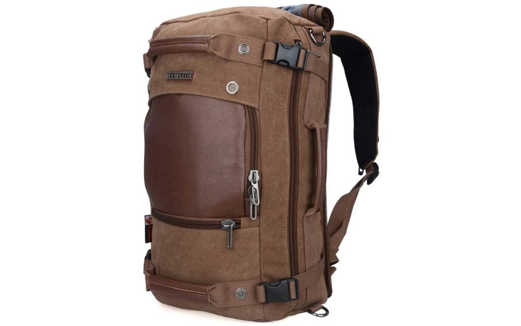 Witzman Vintage Travel Backpack