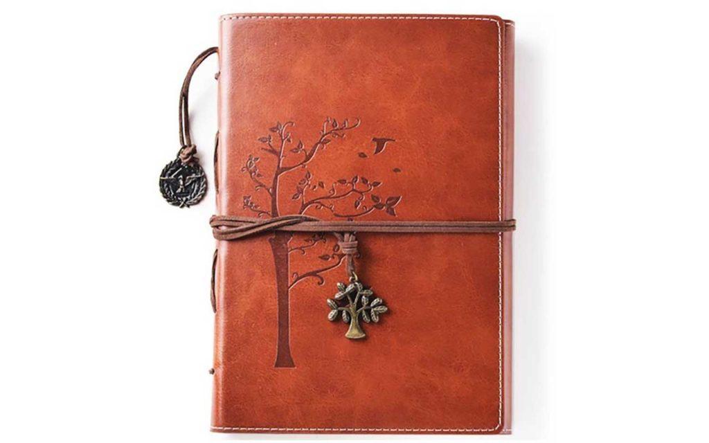 Valery Vintage Writing Journal
