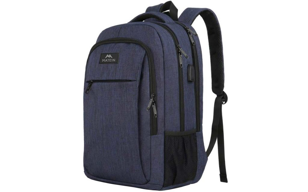 Matein Water-Resistant Laptop Backpack