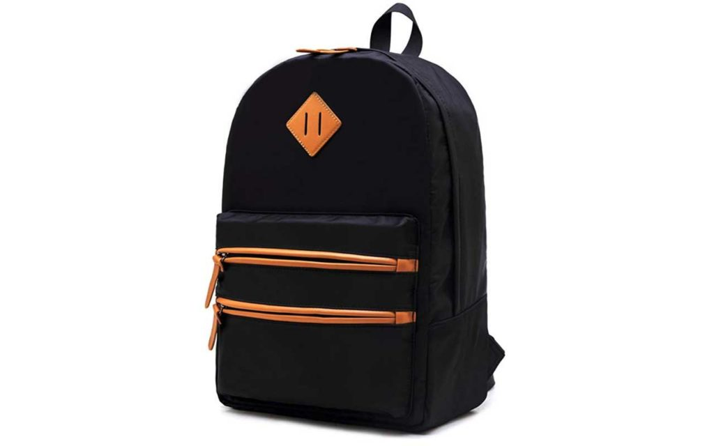 Gysan Lightweight Water-Resistant Bookbag