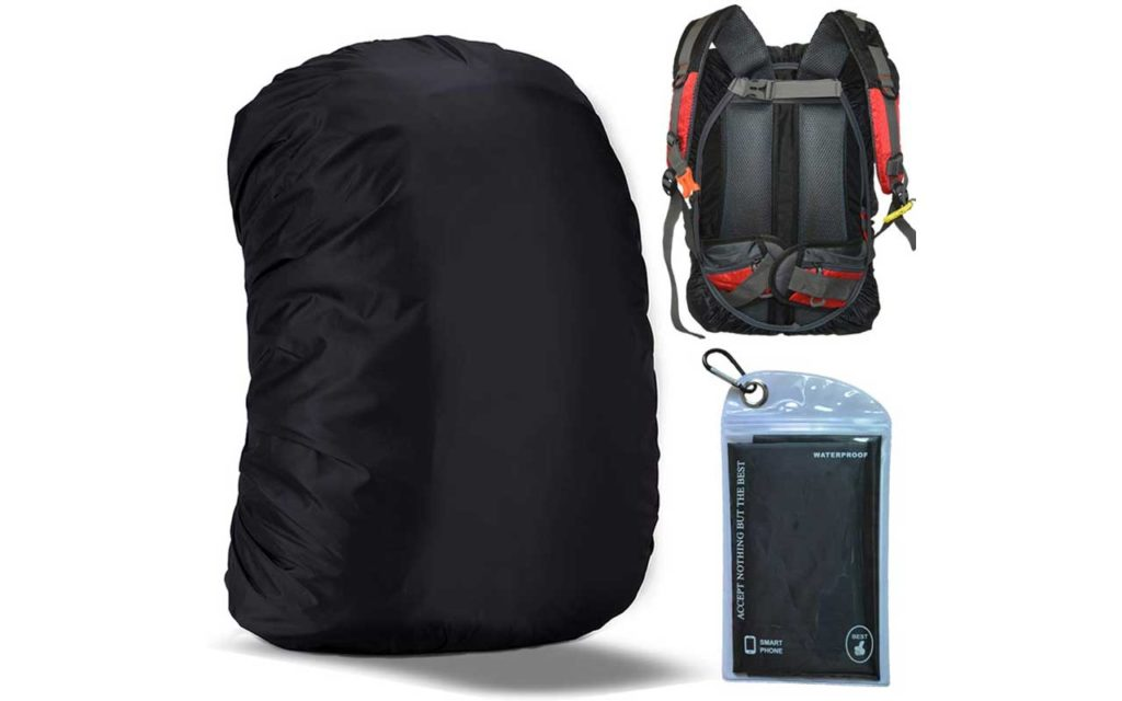 Gryps Waterproof Backpack Rain Cover