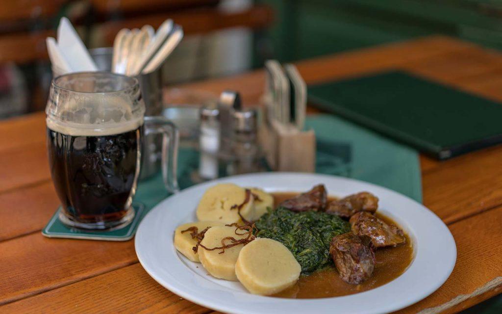Moravský Vrabec - Czech food