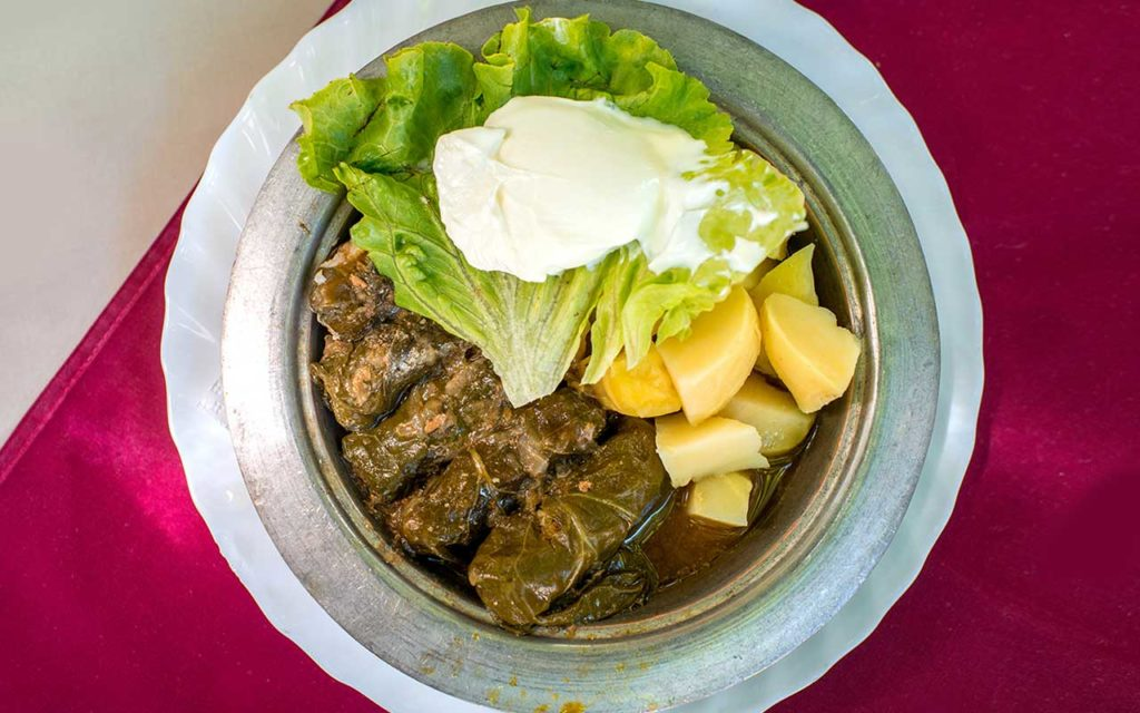 Japrak - Bosnian Food