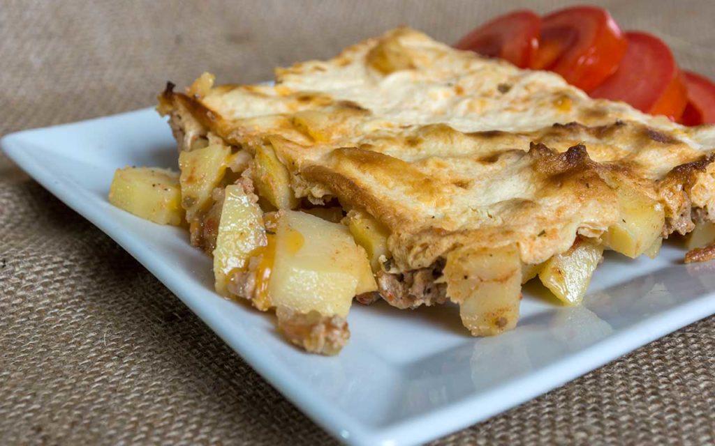 Musaka (Мусака) - Bulgarian Food