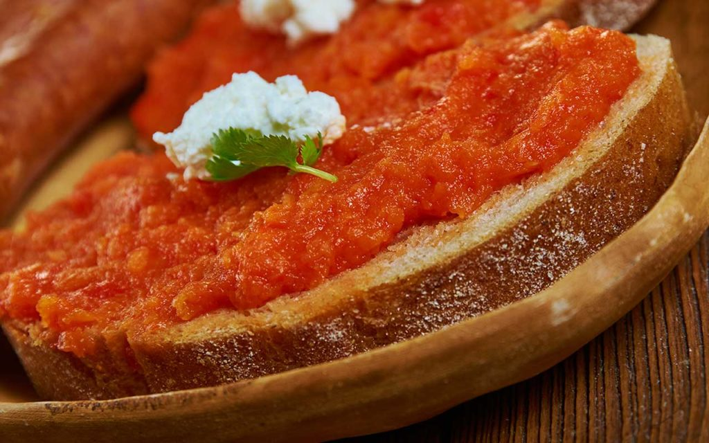 Lyutenitsa (Лютеница) - Bulgarian Food