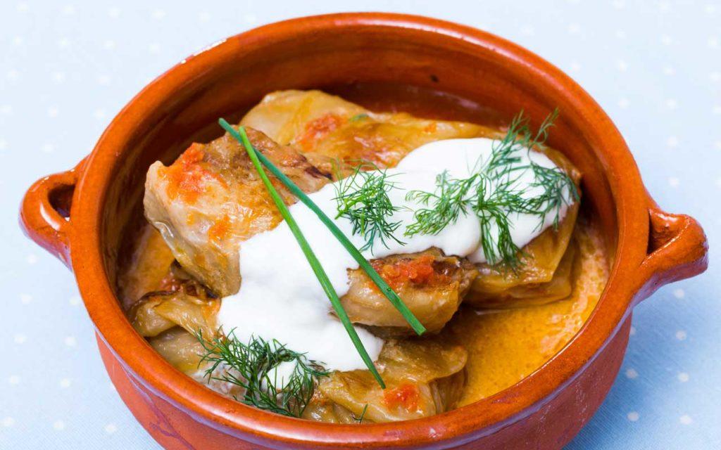 Sarmi (Сарми) - Bulgarian Food