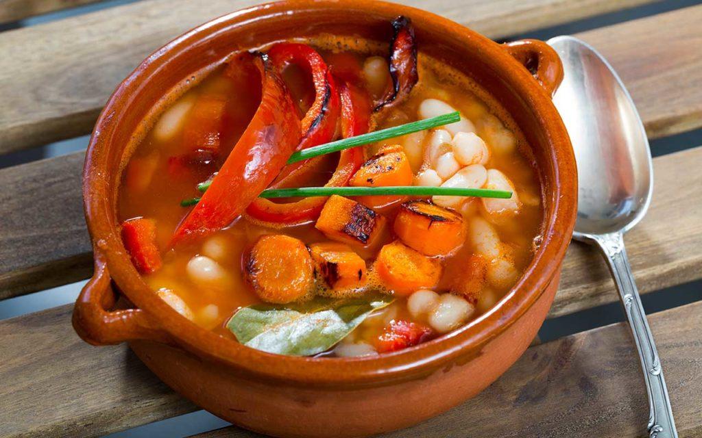 Bob Chorba (bean soup) (боб чорба) - Bulgarian Food