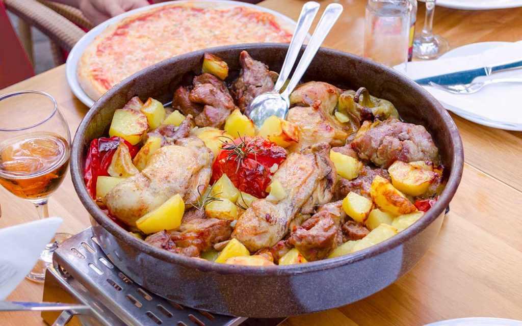 Peka - Croatian Food