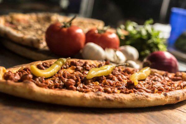 Pastrmajlija macedonian food