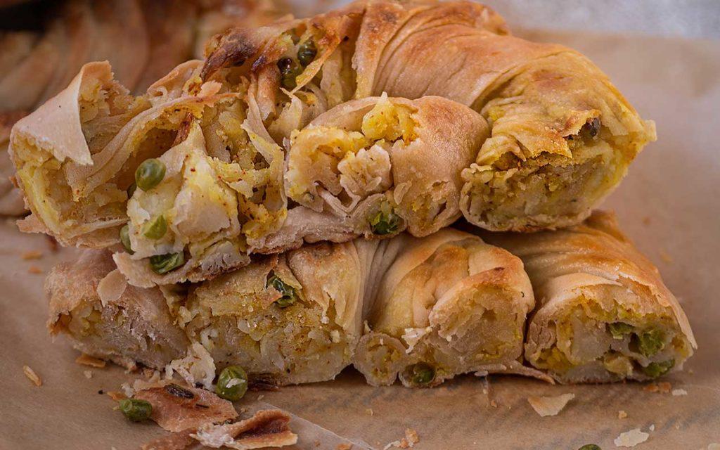 Moldovan Food - Placinte | Moldovan Pies