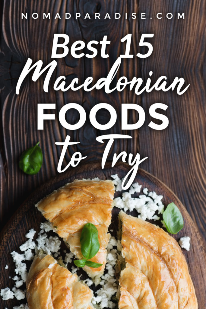 best macedonian food tro try