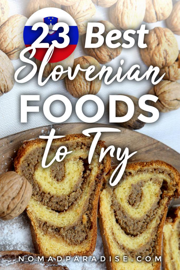 best slovenian food
