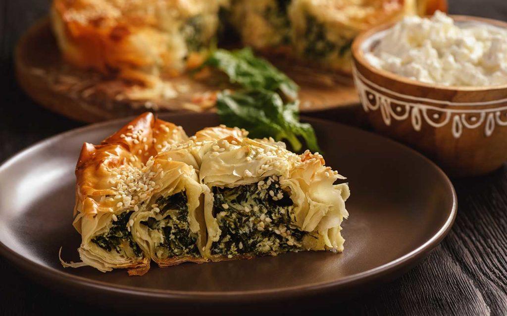 Burek - Serbian Food