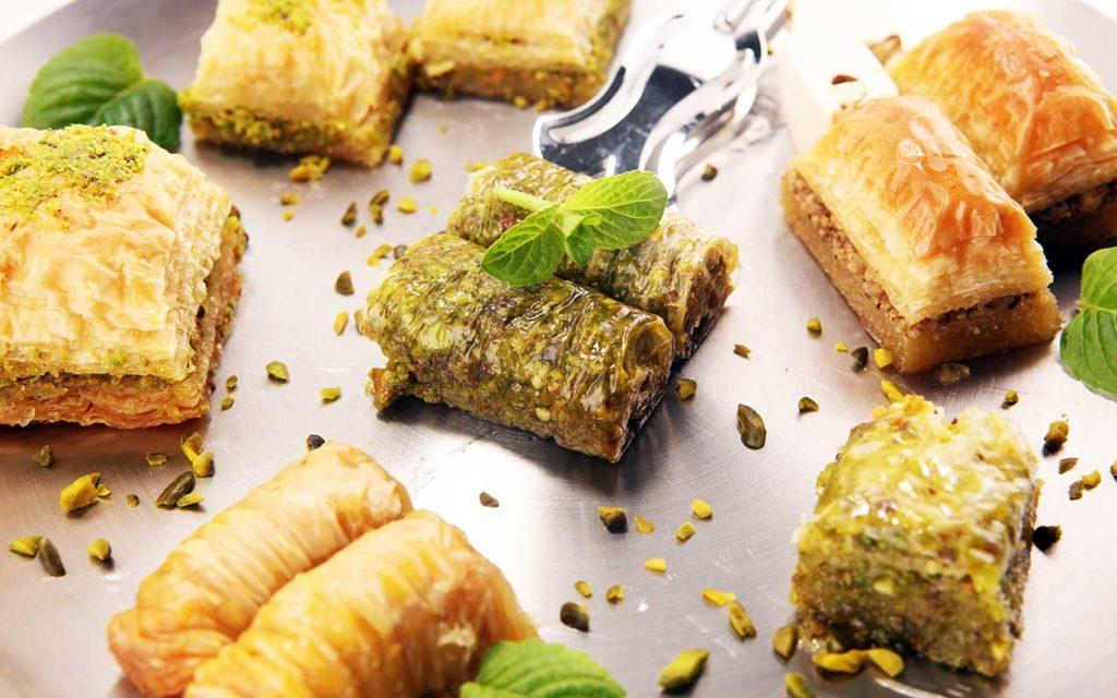 Baklava - Serbian Food