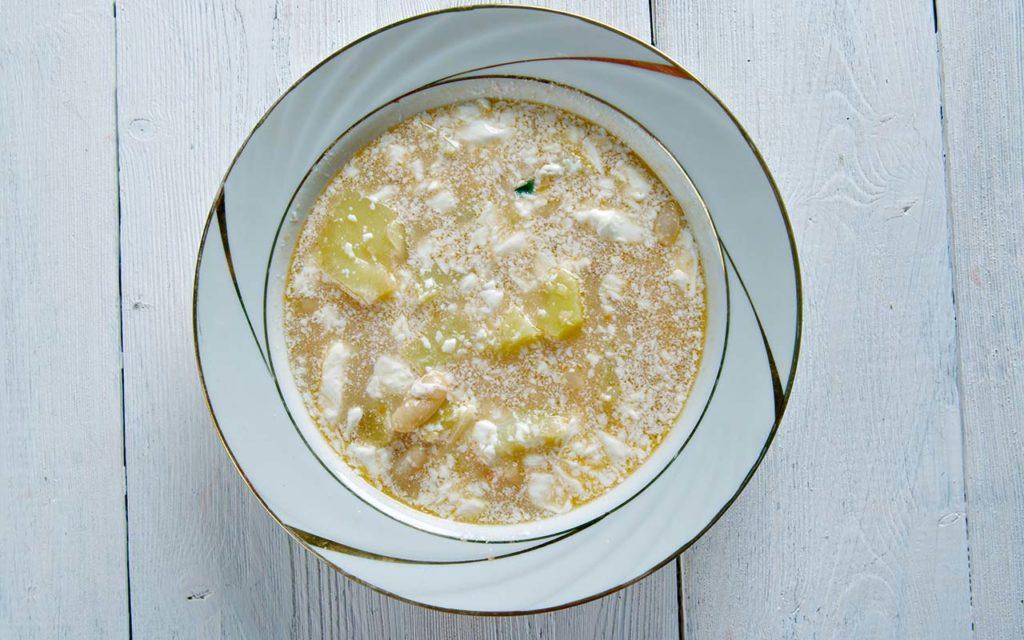 Fazulova Polievka - Slovakian food