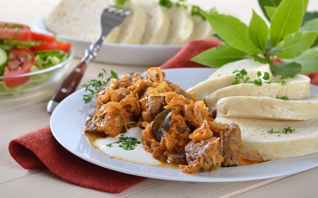 Segedin Goulash - Slovakian food