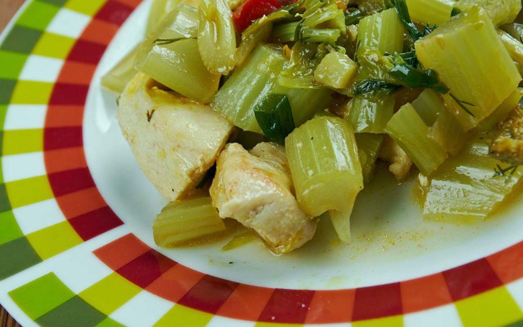 Selinka - Slovenian food