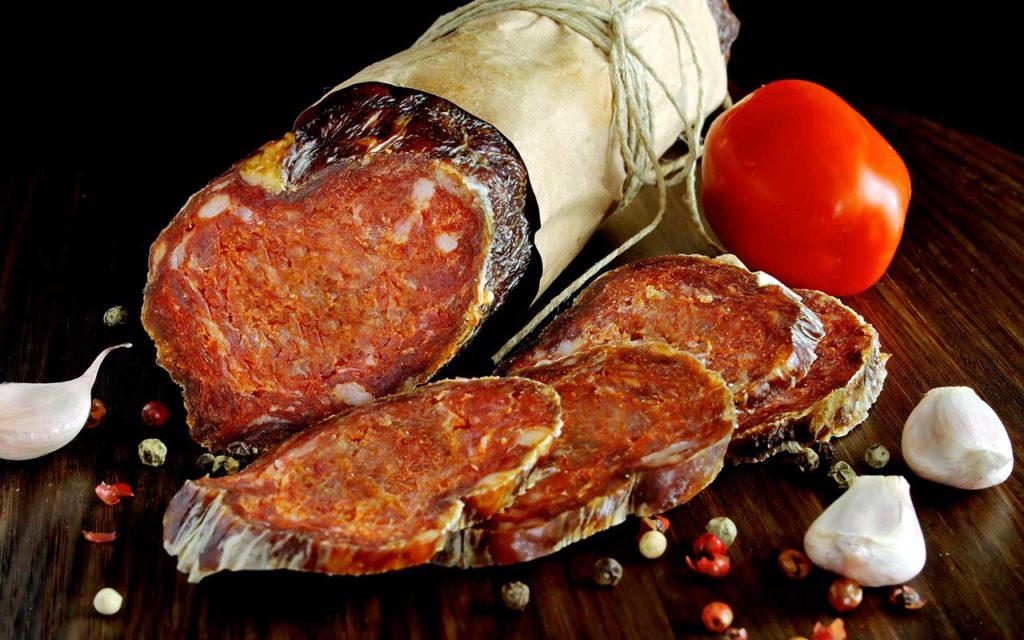 Tlacenica - Slovenian food