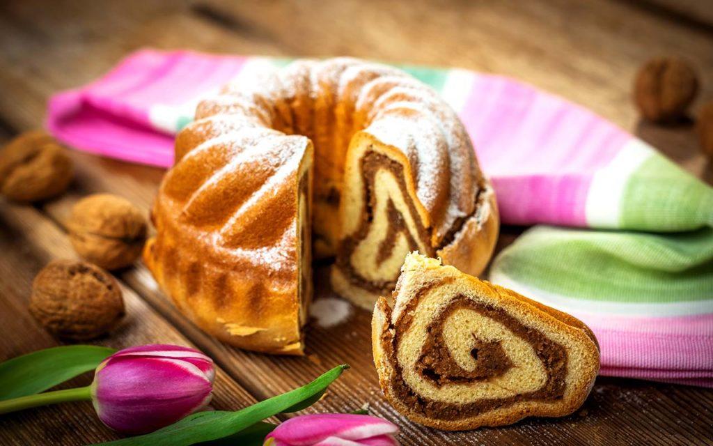 Potica - Slovenian food