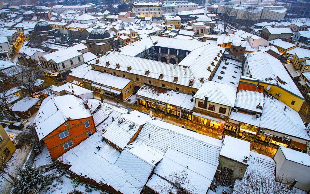 Get Lost in the Old Bazaar - things to do in skopje