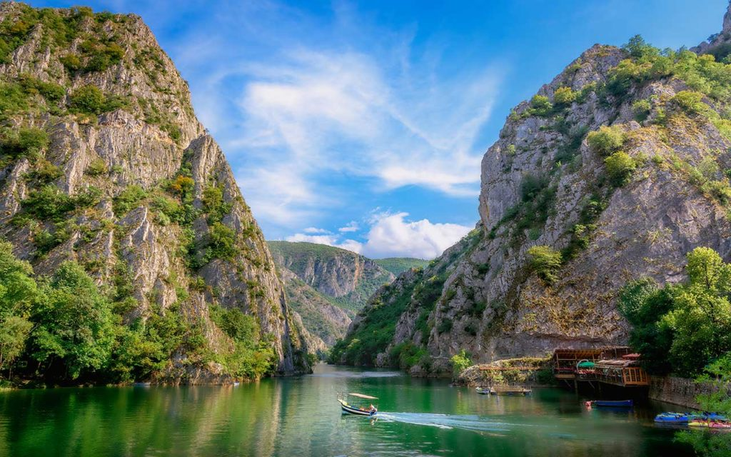 Visit Matka Canyon - things to do in Skopje
