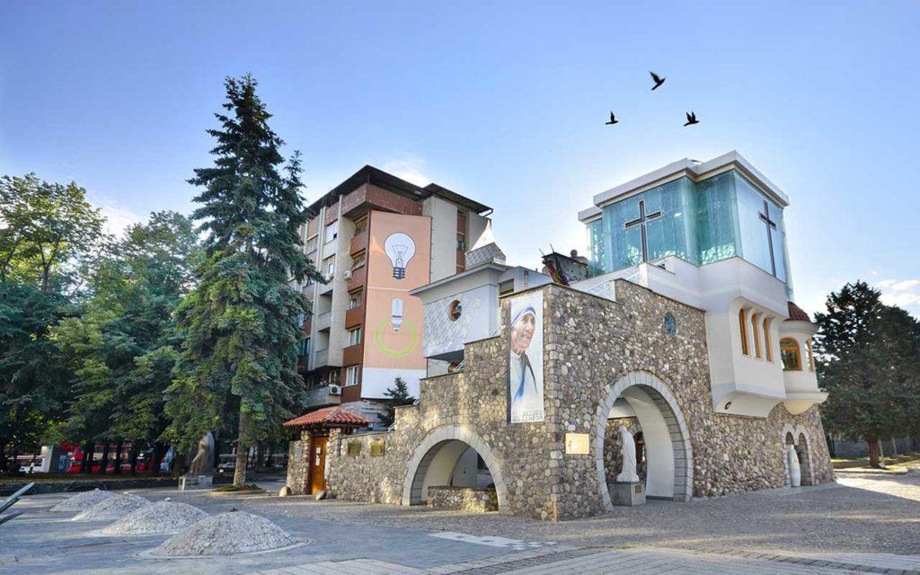 Visit Mother Teresa Memorial House - things to do in Skopje