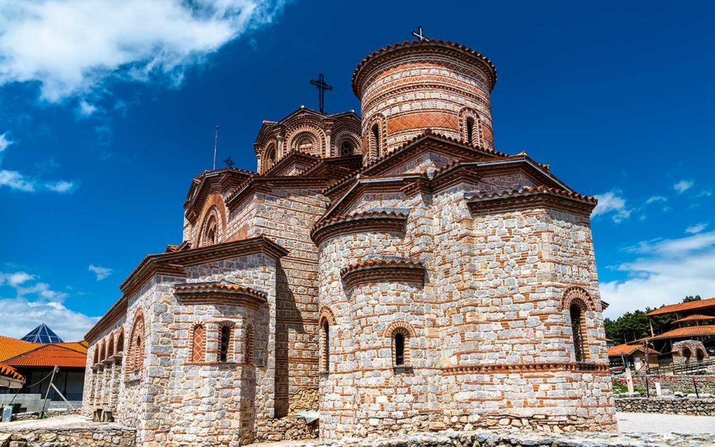 Visit the Church of Saint Panteleimon - things to do in Skopje