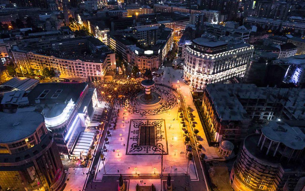 Go to Rock Kafana Rustikana - things to do in Skopje