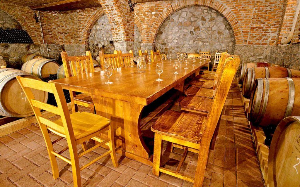 Wine Tasting in Chateau Kamnik Winery - things to do in Skopje