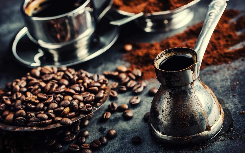 Armenian Food - Coffee