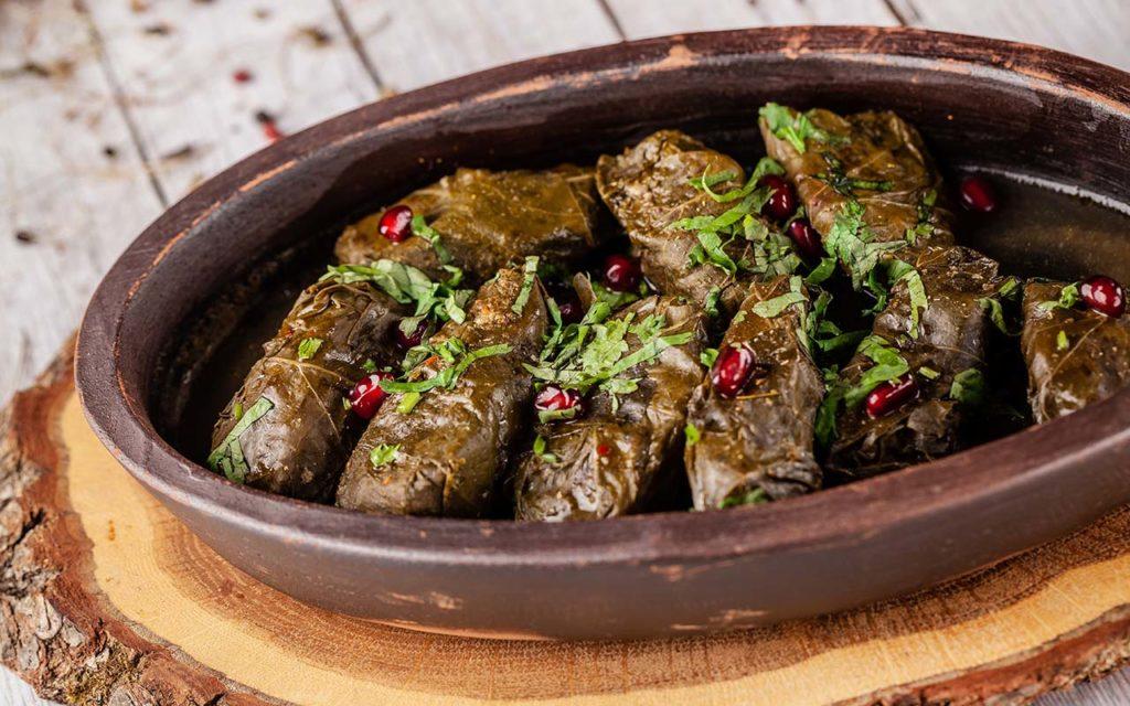 Armenian Food - Sarma