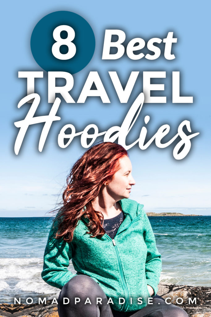 best travel hoodie