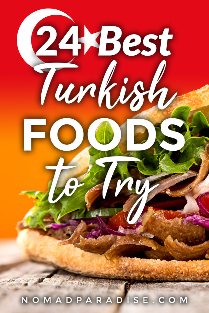 best turkish food