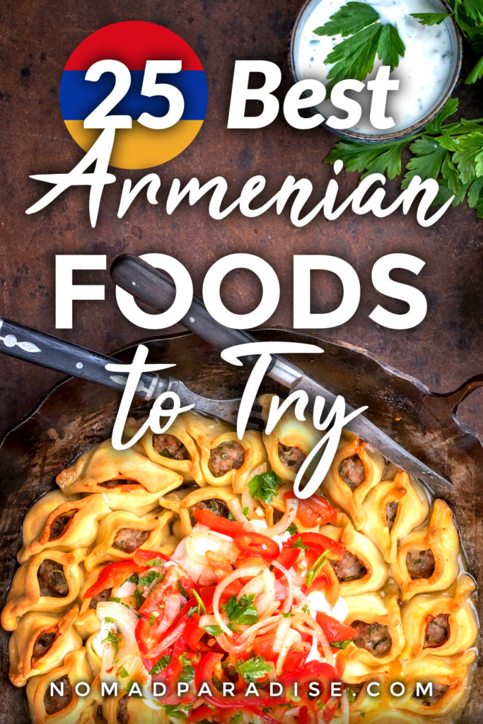 best armenian food