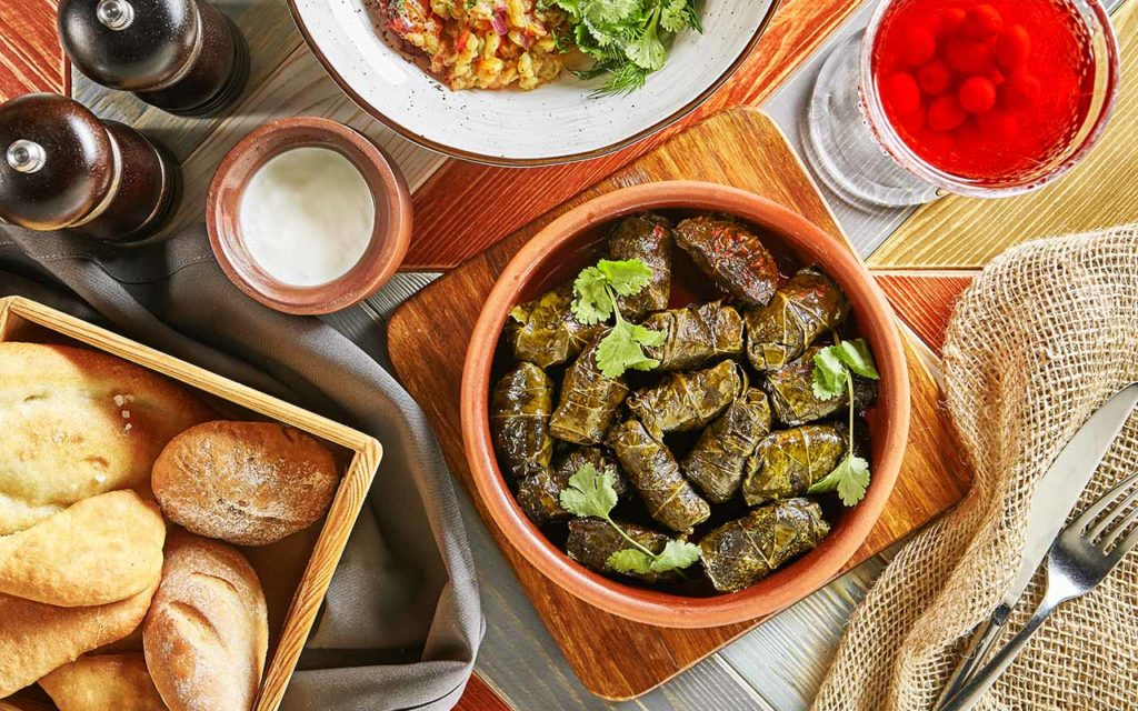 Dolma - Turkish food