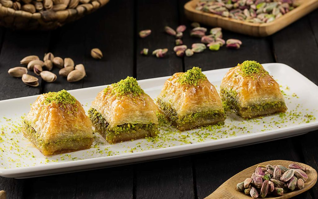 Baklava - Turkish food