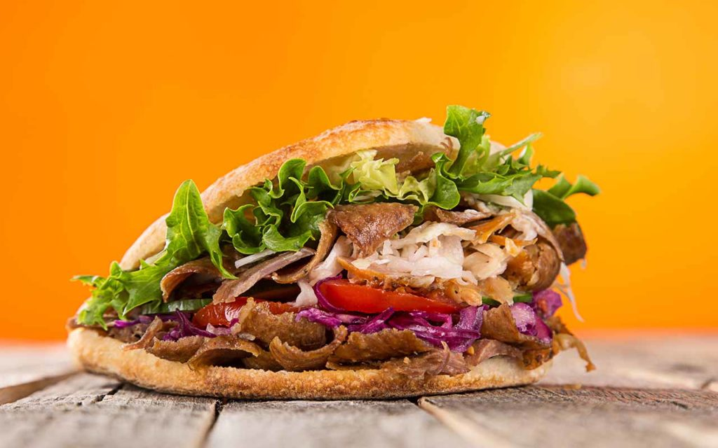 Doner - Turkish food